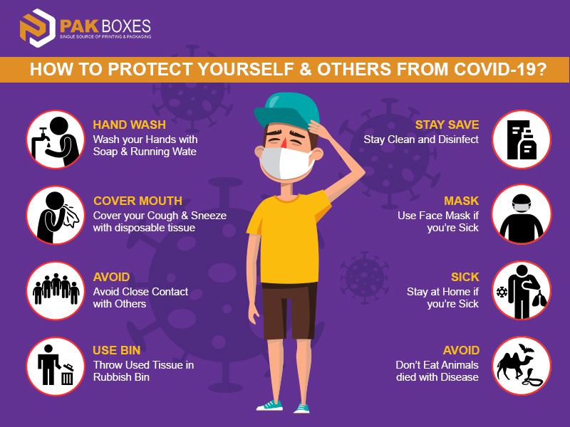 How to Protect Yourself & Others from COVID-19
