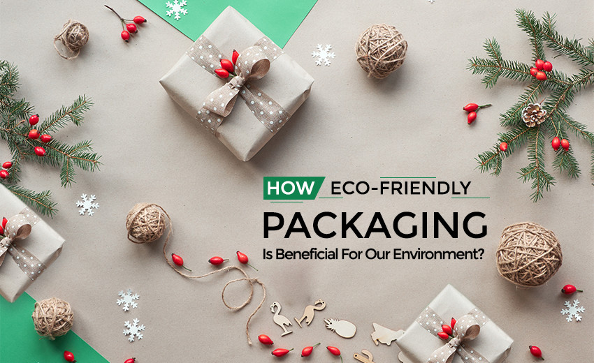 How Eco-Friendly Packaging Is Beneficial For Our Environment?